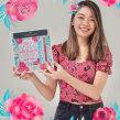 Diseño de libreta - Faber Castell. Um projeto de Ilustração, Lettering, Pintura em aquarela, Lettering digital, Ilustração botânica, H e lettering de Letters by Jess - 04.11.2020