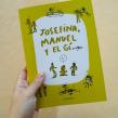 Josefina y Manuel. A Comic project by Sol Díaz Castillo - 01.05.2021