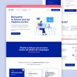 Tokio School. Un progetto di Web Design , e Sviluppo Web di Elastic Heads - 07.01.2021