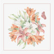FLORES. A Watercolor Painting project by Cristina Cilloniz - 01.11.2021