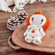PENNYWISE . Un proyecto de Tejido de Príncipe del Crochet - 13.01.2021