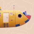 Sardinha 2020. Un proyecto de Ilustración, 3D y Diseño de personajes 3D de Itsacat&Goodog - 18.01.2021