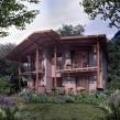 HOTEL ANDENIA - CONCEPTO BLANCO. A 3-D, Architektur, Innendesign, 3-D-Modellierung, 3-D-Design, Architektonische Fotografie und ArchVIZ project by Giancarlo Pava Durand - 20.01.2021