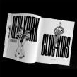 New York: Club Kids (Libro). Un proyecto de Diseño editorial y Diseño gráfico de Alexandro Valcarcel - 19.07.2019