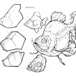 Demos. Um projeto de Design e Desenho de Sorie Kim - 20.01.2021