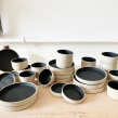 Cafe ceramics for Southpaw Coffee. Un proyecto de Cerámica de Lilly Maetzig - 25.06.2019