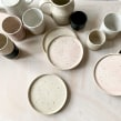 Cafe ceramics for Rise Bakehouse - Dubai. Un proyecto de Cerámica de Lilly Maetzig - 25.10.2020