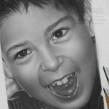 """""""Tiago 4"""", Grafito sobre papel. Un proyecto de Ilustración, Dibujo a lápiz, Dibujo, Dibujo de Retrato y Dibujo realista de Néstor Canavarro - 28.01.2021"""