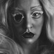 Black and white artworks. Um projeto de Fotografia de retrato, Composição Fotográfica e Autorretrato fotográfico de Krishna VR - 02.02.2021