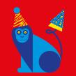 Animal illustrations. Un projet de Illustration, Illustration vectorielle, Illustration numérique et Illustration jeunesse de Sarah Lewis - 05.02.2021