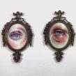 Framed Vintage Watercolor Eyes. Un progetto di Pittura ad acquerello di Arthur Braud - 07.02.2021