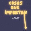Libro LAS COSAS QUE IMPORTAN. Un progetto di Scrittura e Illustrazione digitale di 72kilos - 11.11.2020