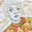 Geométrico. Un projet de Illustration, Broderie, Illustration textile , et Tissage de Yamila Yjilioff - 14.02.2021