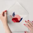 Mi Proyecto del curso:  Diseño de invitaciones para eventos . A Br, ing, Identit, and Graphic Design project by María Design (The Visual Romance) - 02.15.2021