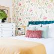 Dormitorio de invitados. Un proyecto de Diseño de interiores de Antic&Chic - 16.05.2020