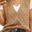 Chaleco Folk SP. Un proyecto de Artesanía, DIY y Crochet de Estefa González - 16.03.2021