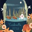 Cinderella Book Cover. A Children's Illustration, and Digital illustration project by Juanita Londoño Gaviria - 09.17.2019
