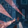 Haunted House. A Digital illustration, and Children's Illustration project by Juanita Londoño Gaviria - 11.20.2020