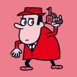 El detective de la SGAE. A Comic project by Manuel Bartual - 22.03.2021