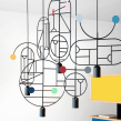 Lines & Dots Lighting Collection . A Industriedesign, Beleuchtungsdesign und Produktdesign project by Goula / Figuera - 22.03.2021