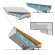 Pavilion Concept . Un proyecto de Arquitectura, Bocetado e Ilustración arquitectónica de Ehab Alhariri - 29.03.2021