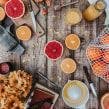 Mi Proyecto del curso: Fotografía flat lay llena de color para Instagram. A Smartphonefotografie, Fotografie für Instagram, Lifest und le-Fotografie project by Sandra Holmes - 08.04.2021