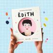 Édith - Les Mini Confettis. A Illustration, Digital illustration, Children's Illustration, and Editorial Illustration project by Laura Lhuillier - 11.01.2020