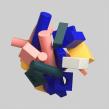 Lockdown Loop. A Design, Animation, Pattern Design, Vector Illustration, 3D Animation, and Design 3D project by Dan Zucco - 06.19.2020