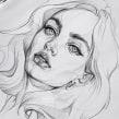Pencil portraits. Un proyecto de Dibujo a lápiz y Dibujo de Retrato de Gabriela Niko - 19.04.2021