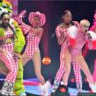 Bangerz Tour with Miley Cyrus. A Design von Garderoben project by Lisa Katnić - 28.04.2021