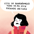 Webcomic: El Crush. Un proyecto de Ilustración, Escritura, Stor, telling, Stor y board de Rocío Diestra Villavicencio - 30.10.2018