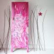 Pink Cottage Garden Wardrobe. Un projet de Design , Illustration, Beaux Arts, Fabrication de meubles, Dessin artistique, Illustration botanique, Upc , et cling de Chloe Kempster - 07.05.2021