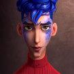 Meme. Un proyecto de 3D, Modelado 3D y Diseño de personajes 3D de Fer Aguilera Reyes - 17.05.2021
