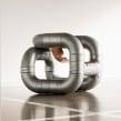 O.F.I.S. (Objects From Interstitial Space) Collection. Um projeto de Design, Design de móveis, Design industrial, Design de produtos, Concept Art, Upc e cling de Lucas Muñoz - 05.03.2021