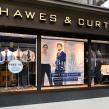 Hawes and Curtis Storefronts . Um projeto de Publicidade, Fotografia e Moda de Emma-Jane Lewis - 25.05.2021