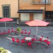 Línea Publi.co 2017. Un proyecto de Diseño de muebles y Diseño de Fabien Cappello - 31.05.2021