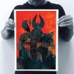 A Feast for Odin.. Un progetto di Illustrazione, Graphic Design, Lettering, Disegno , e Lettering digitale di Weberson Santiago - 01.06.2021