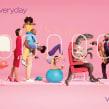 Virgin Atlantic - Depart the Everyday. A Kunstleitung, Werbung und Fotografie project by Aleksandra Kingo - 01.06.2021