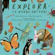 Explora tu mundo natural. Um projeto de Escrita, Design e Ilustração infantil de Ana Pavez - 05.06.2021