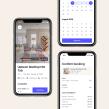 Mansion. Um projeto de UI / UX, Mobile design e Design de apps  de Filippos Protogeridis - 10.06.2021