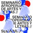 Seminario AFroperuano de Artes y Letras 2017. Un proyecto de Diseño, Ilustración, Dirección de arte y Diseño de carteles de Alexandro Valcarcel - 11.11.2017