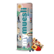 mymuesli - LINZ Edition. Un proyecto de Ilustración, Br, ing e Identidad, Ilustración digital e Ilustración arquitectónica de Carina Lindmeier - 14.06.2021