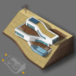 Various architectural Sketches on Procreate. Un projet de Illustration, Architecture, Esquisse  , et Architecture numérique de Ehab Alhariri - 18.06.2021