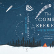 The Comet Seekers - Book Cover Design. A Design, Illustration, and Embroider project by Chloe Giordano - 06.18.2021