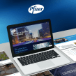 Pfizer digital communication. Un proyecto de Marketing Digital y Marketing de contenidos de Philip Weiss - 11.06.2021