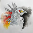 Watercolour tattoo designs. A Design, and Tattoo Design project by Jenny Rae - 06.25.2021
