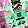 Arcade Machine Papercraft. Un projet de Design , Illustration , et Papercraft de Pierre-Marie Postel - 06.04.2020