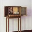 Mueble para whisky. Un proyecto de Artesanía, Diseño de muebles, Diseño de interiores, Creatividad y Carpintería de Israel Martín - 28.06.2021