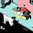 Mi Proyecto del curso: Ilustración editorial: crea una narrativa visual. Un proyecto de Ilustración digital e Ilustración editorial de Laura Wächter - 15.05.2021
