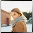 Mi Proyecto del curso: Retrato analógico una tarde de invierno en Madrid.. Un proyecto de Fotografía y Fotografía analógica de CARMENCITA FILM LAB - 01.07.2021